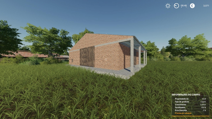 Trending mods today: Nice Shed - Galpao do Xaura - Fixed Lights v1.0.1