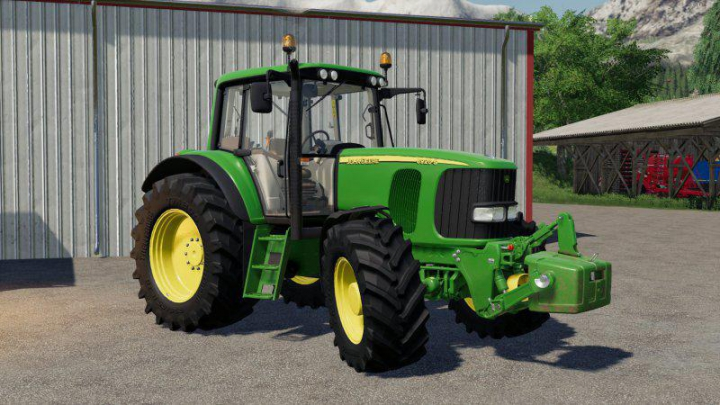 John Deere 6x20 Series Soundupdate v1.0.0.0 category: Other
