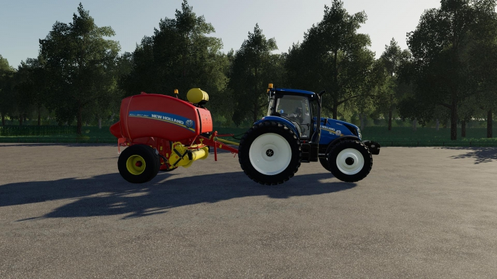 Trending mods today: New Holland 460 baler v1.0.0.1