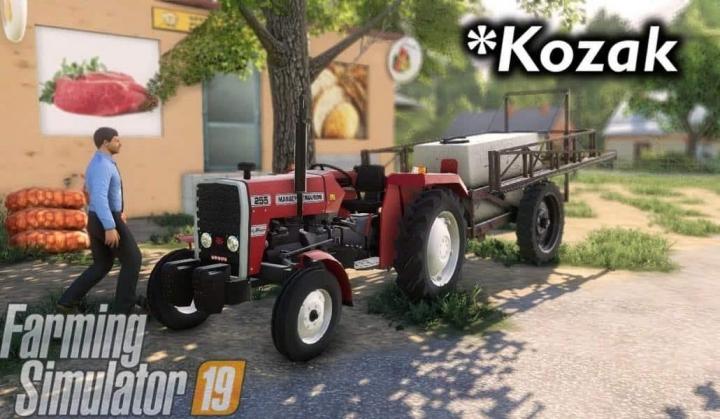 Massey Ferguson 255 edit v1.0.0.0 category: Tractors