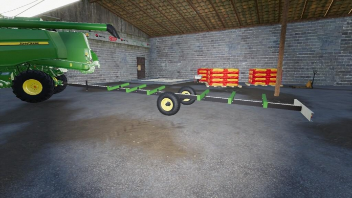 AW 700 Cuttertrailer v1.0.0.0 category: Cutters
