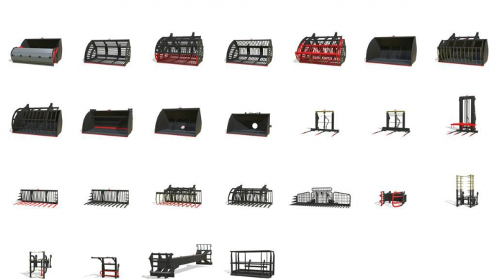 CSZ Equipment Pack v1.4.6.0 category: Packs