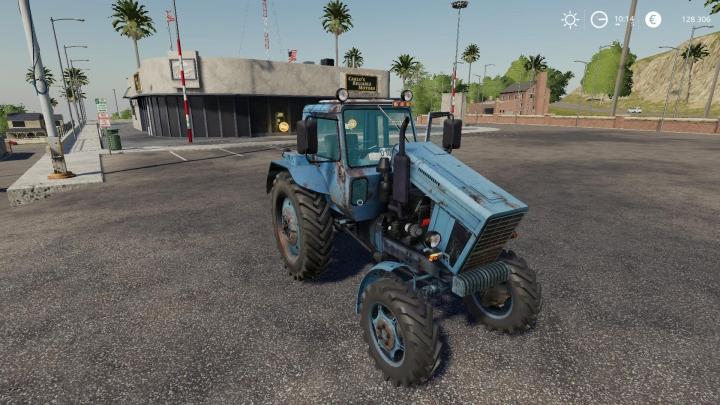 MTZ-82 v2.0 category: Tractors