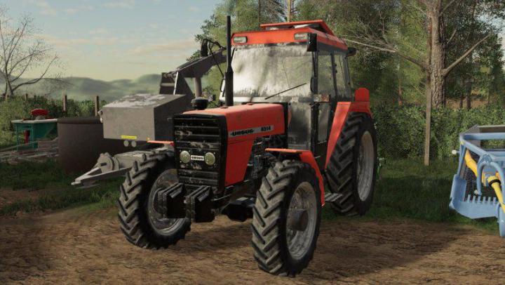 URSUS 4514 V1.1.0.0 category: Tractors