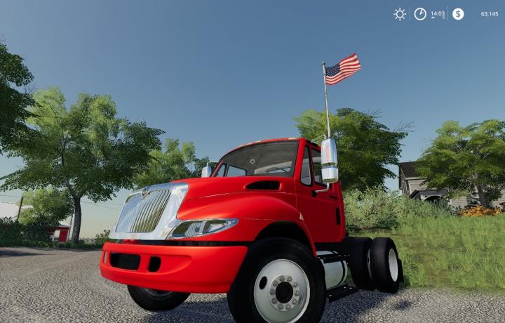 International Durastar category: Trucks