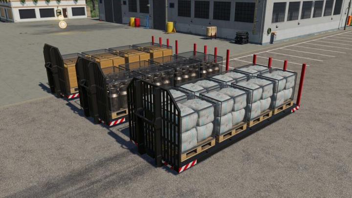 Container Pallets v1.0.0.0 category: Other