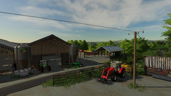 Purbeck Valley Farm v1.1.0.0 category: Maps