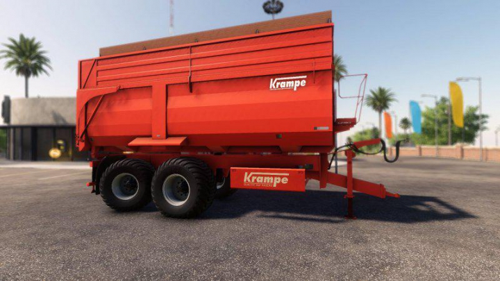 KRAMPE BBS650 v1.0.0.0 category: Trailers