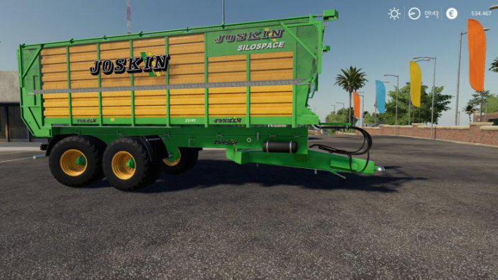 JOSKIN SILOSPACE 26 45 v1.0.0.0 category: Trailers