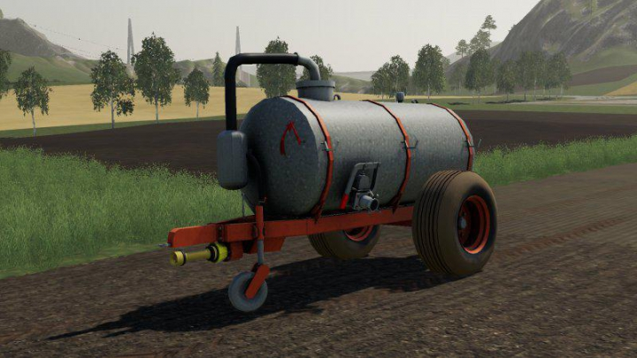 KAWECO 6000L v1.0.0.0 category: Trailers