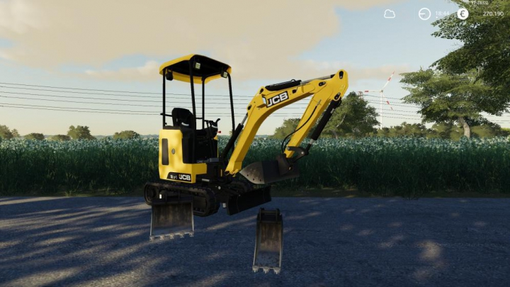 Trending mods today: Jcb 18z v1.0.0.0
