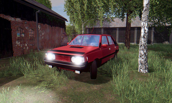 Trending mods today: FSC POLONEZ 1500 v1.0.0.0