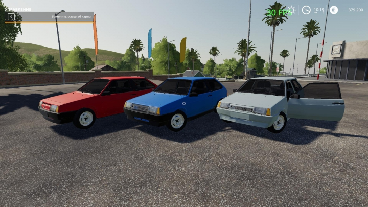 Trending mods today: VAZ 2108 v2.0