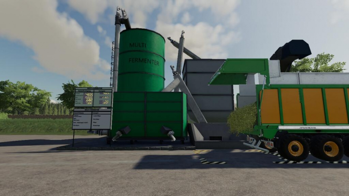 Best mods from the day: GlobalCompany - Multi Fermenter Horse Forage v1.0.0.0.
