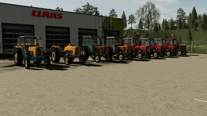 Ursus C355/C355M/C360 v1.0.0.0 category: Tractors