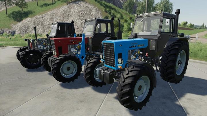 MTZ-82 v1.3.2.2 category: Tractors
