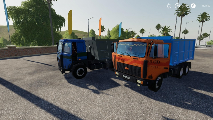 Best mods from the day: MAZ-5516 v2.0.
