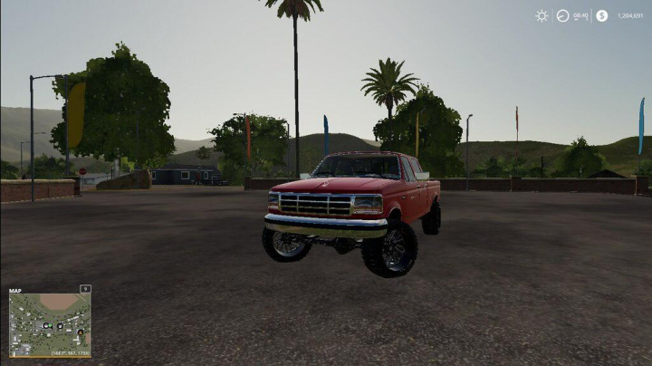 Ford F-250 v1.1 category: Cars