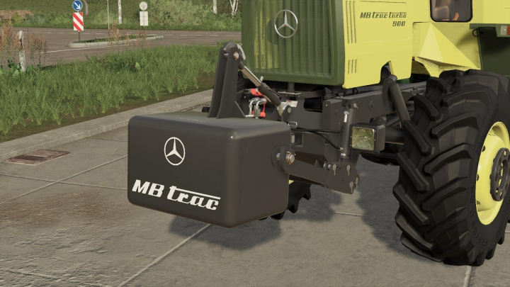 Trending mods today: MB Trac Gewichte v1.0.0.0