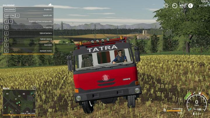Tatra 815 Terrno1 8x8 v1.0.0.0 category: Trucks