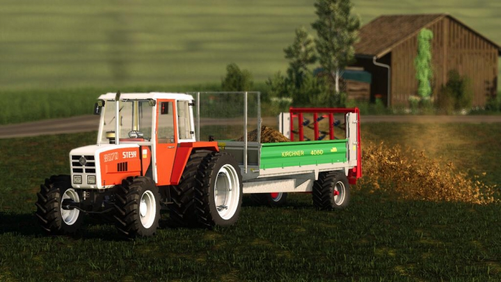Kirchner Silverline 4060 v1.0.0.0 category: Trailers