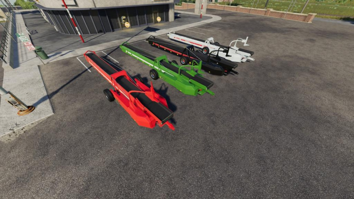 Trending mods today: Filltrigger Conveyor Belts v1.3.0.0
