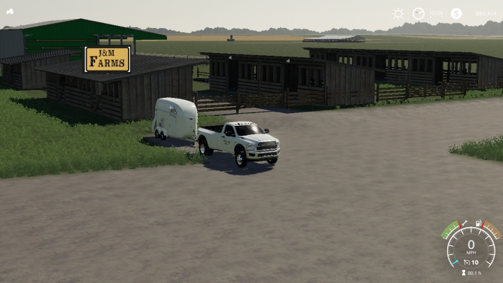 Trending mods today: Horse Ranch