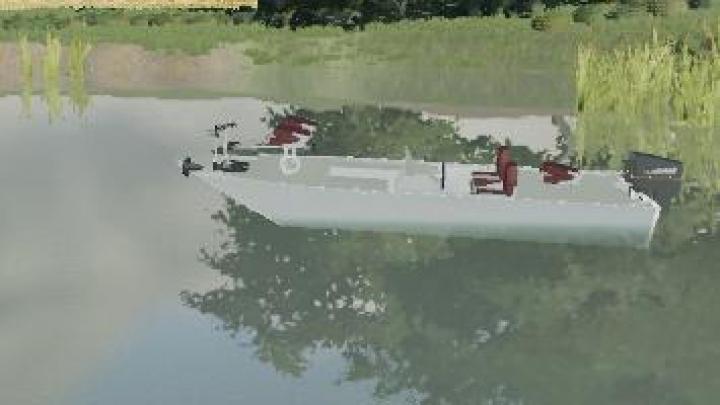 Trending mods today: Working boat v1.0