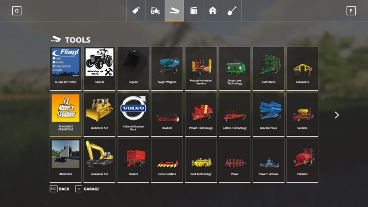 Trending mods today: Volvo Mining Pack v1.0
