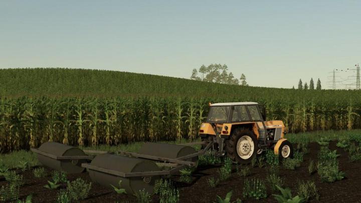 Trending mods today: Agricultural Rollers v1.1.0.0