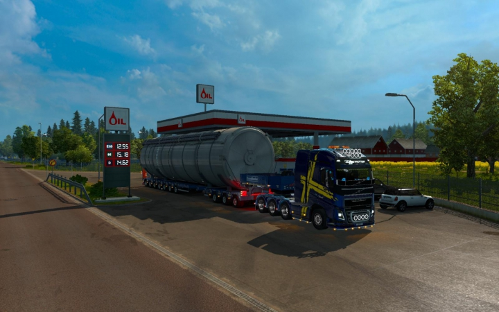Trending mods today: RPIE VOLVO FH16 2012 v1.38.0.25s Fixed 1.37