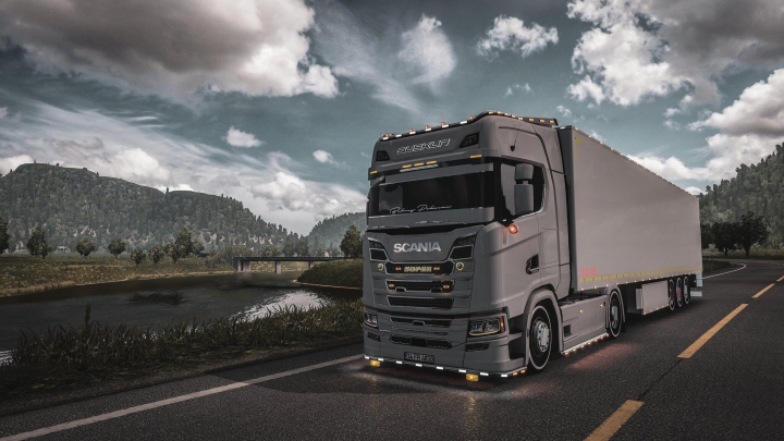 Trending mods today: Scania S Custom Edit 1.37