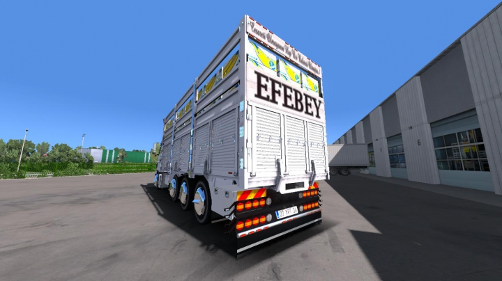 Trending mods today: Mercedes Axor 3240 Reel + Rim Pack v1.0