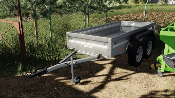 Best mods from the day: Lizard Car Trailer Tandem v1.0.0.0.