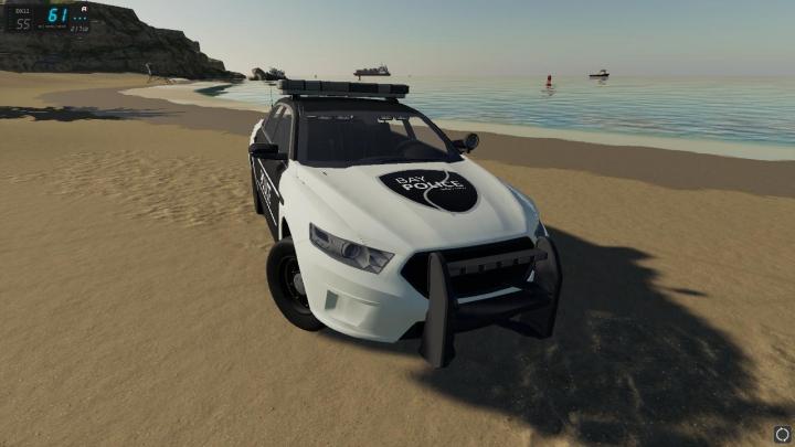 Trending mods today: Ford Taurus Police Interceptor v1.1.0