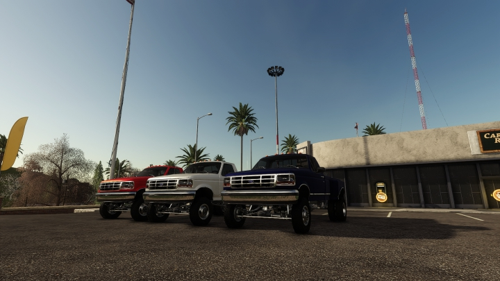 Trending mods today: OBS Ford Dually edit
