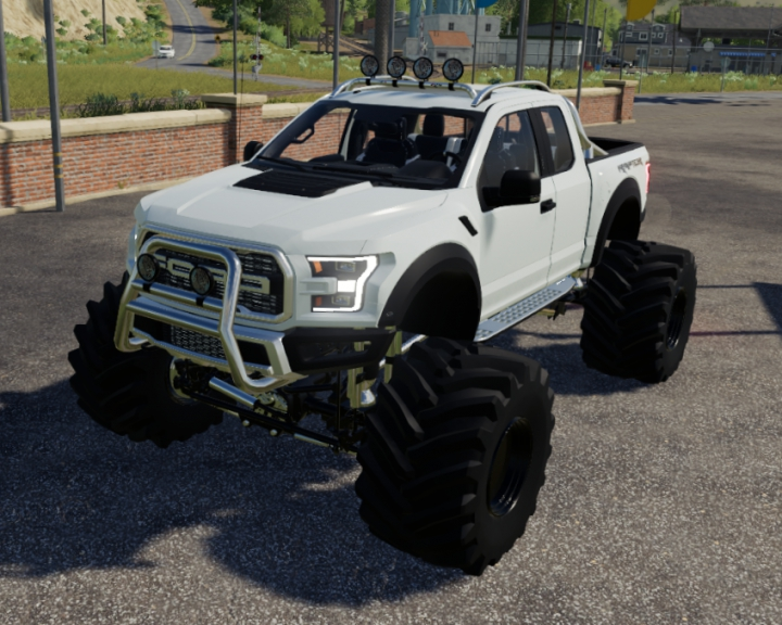 Trending mods today: Ford Raptor Monster Truck Edit