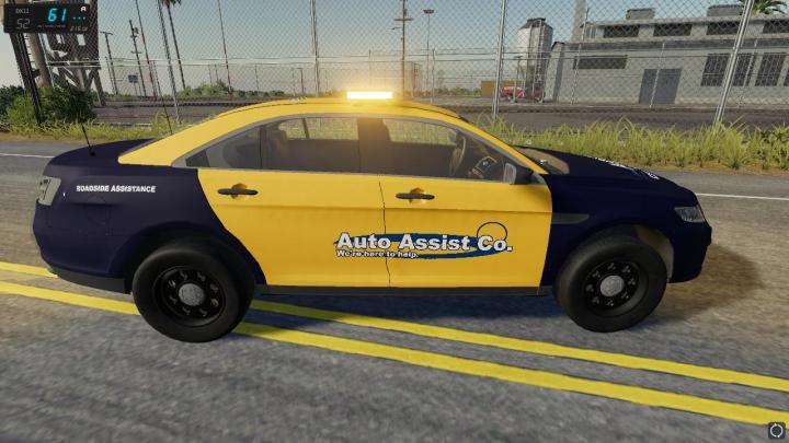 Trending mods today: Ford Taurus Police Interceptor v1.3.0