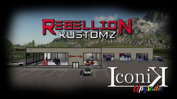 Trending mods today: Rebellion Kustomz