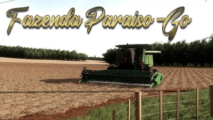 Best mods from the day: FAZENDA PARAISO GO v1.0.0.0.