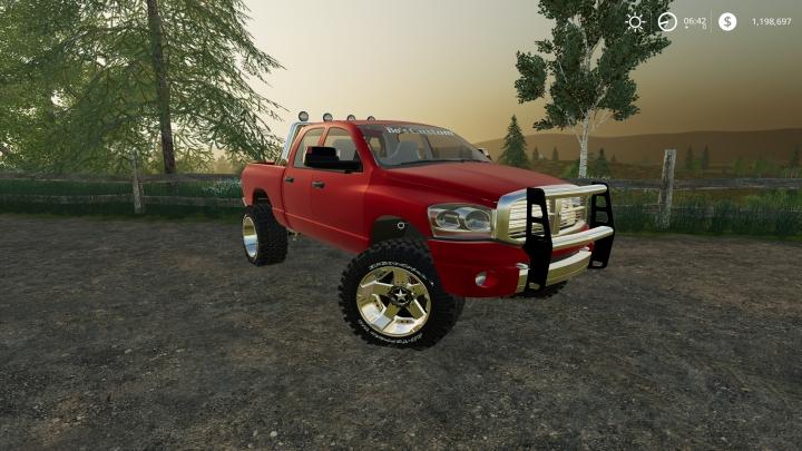 Trending mods today: FS19 2007 Dodge Ram