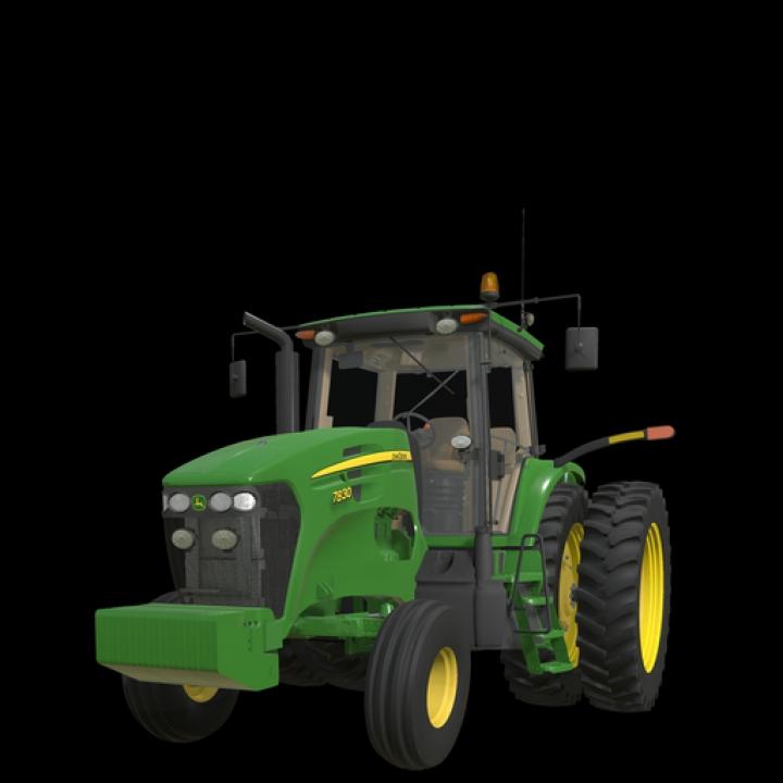 Tractors John Deere 7x30 Series 2wd