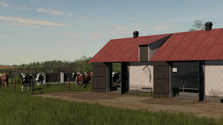 Trending mods today: Cows Barn Old v1.1.0.0