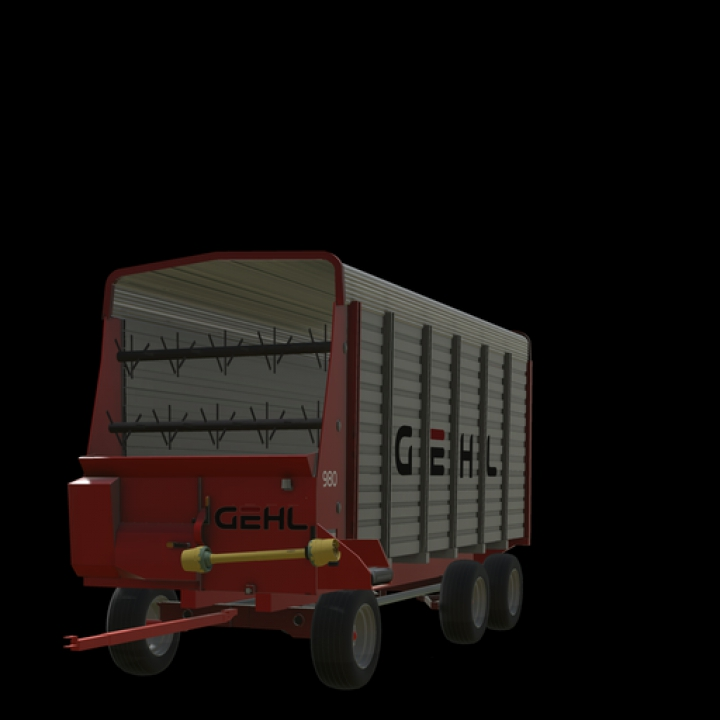 Trailers Gehl 980 Chopper Box