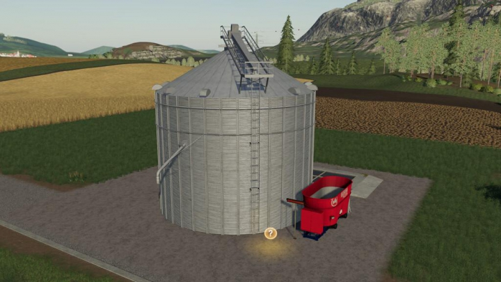 Trending mods today: Farm Silos For Total Mixed Ration v1.0.0.0