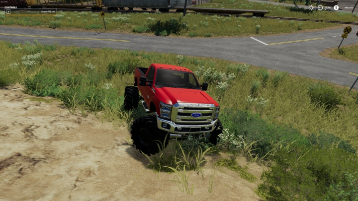 Trending mods today: FS19 Ford Reg Cab Monster Edit