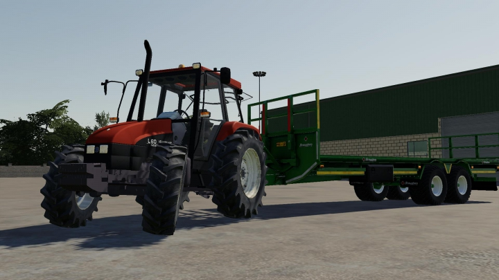 Trending mods today: Pack New Holland Series L, TL & 35 v2.0.0.0
