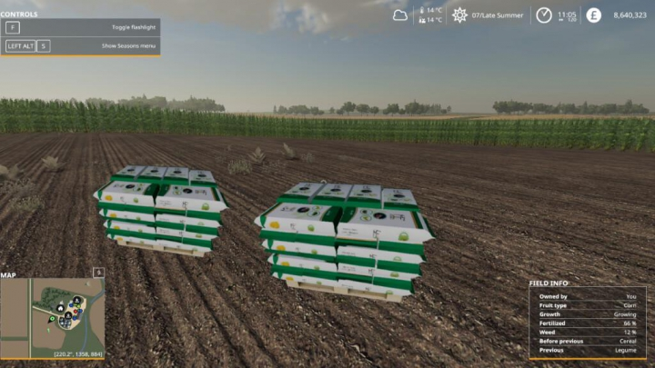 Trending mods today: Millennial Seed Pallets v1.0.0.0