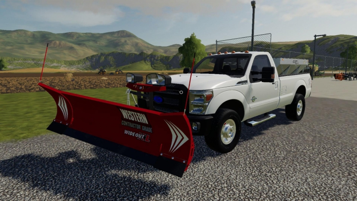 2011 Ford F350 XL Work Truck v1.0 category: Cars