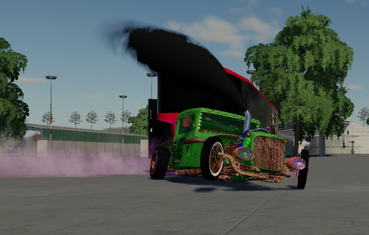Trending mods today: ARTISTIC RATROD BY DTAPGAMING BUG FIX V1.05